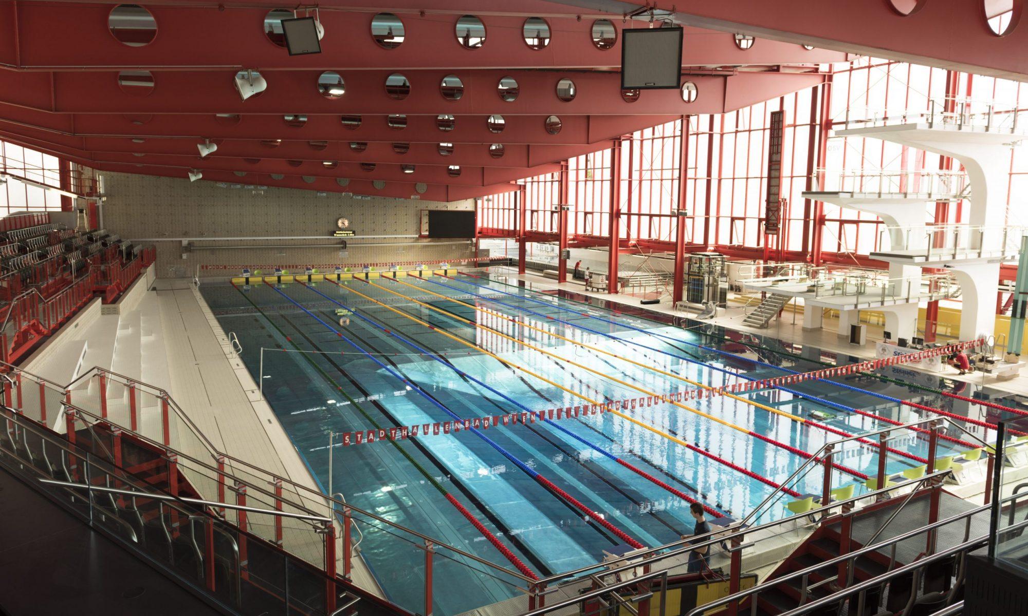 Vienna International Swim Meet '22 June 16 - 19